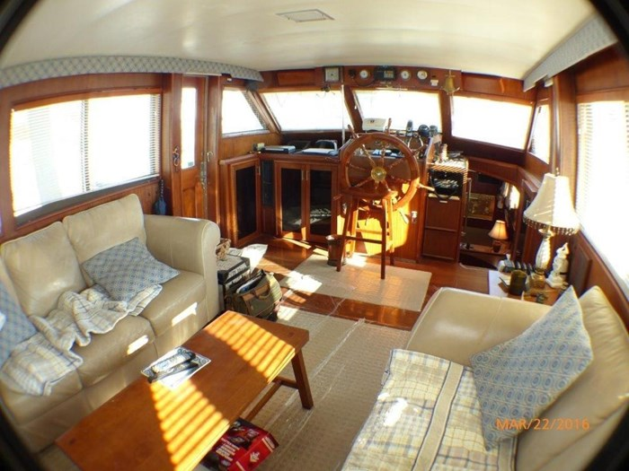 1979 Hatteras 53 Motor Yacht Photo 14 of 27