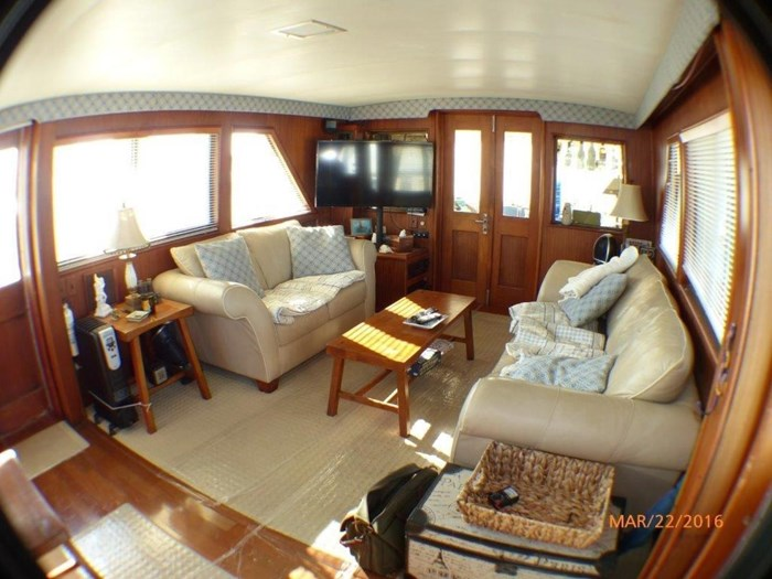 1979 Hatteras 53 Motor Yacht Photo 15 of 27