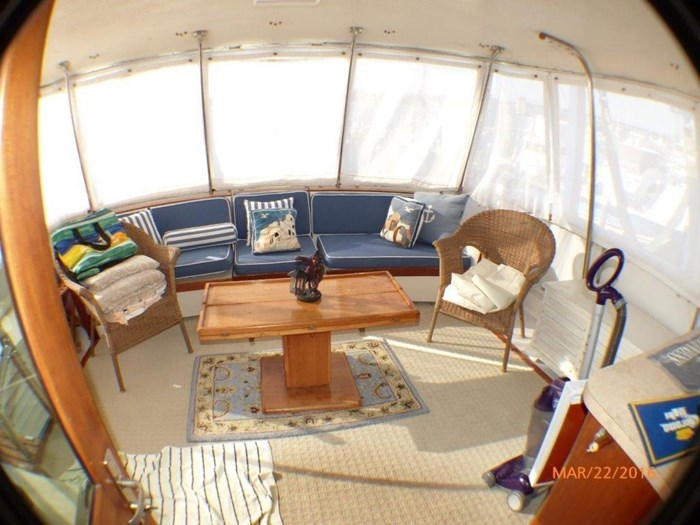 1979 Hatteras 53 Motor Yacht Photo 16 of 27