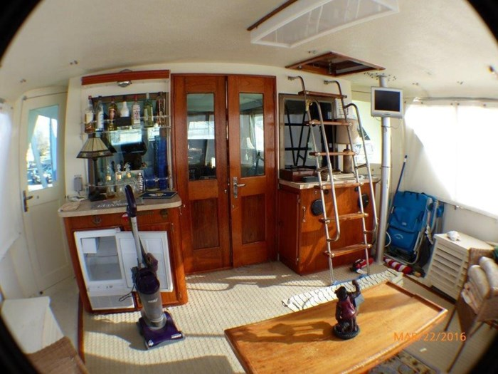 1979 Hatteras 53 Motor Yacht Photo 17 of 27