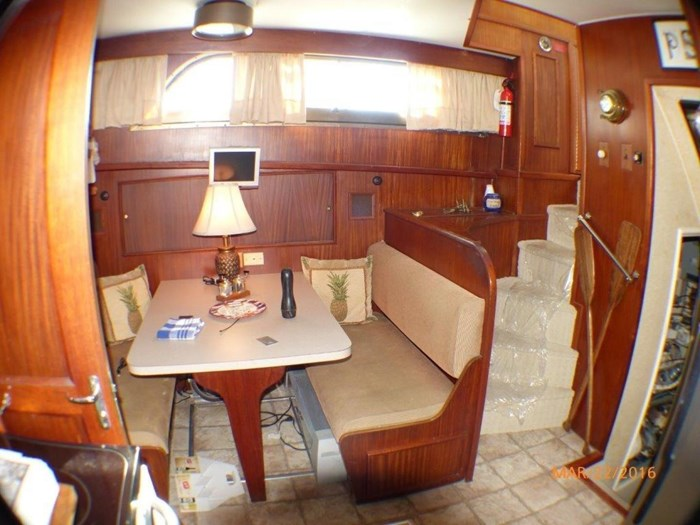 1979 Hatteras 53 Motor Yacht Photo 19 of 27