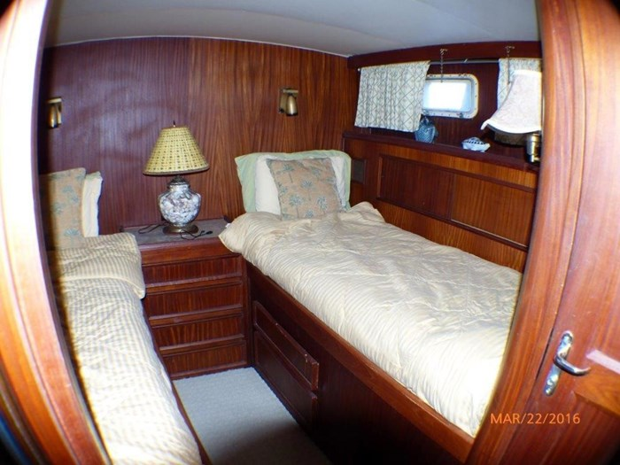 1979 Hatteras 53 Motor Yacht Photo 20 of 27