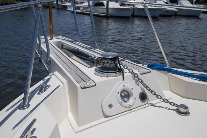 1984 Hatteras 53 Motor Yacht Photo 13 sur 55