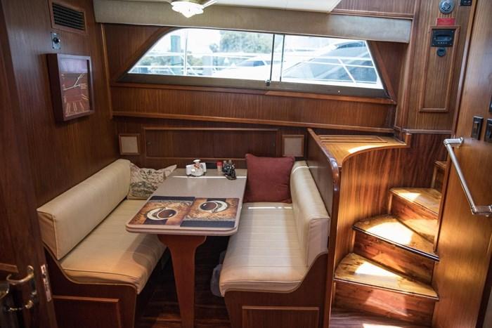 1984 Hatteras 53 Motor Yacht Photo 33 sur 55