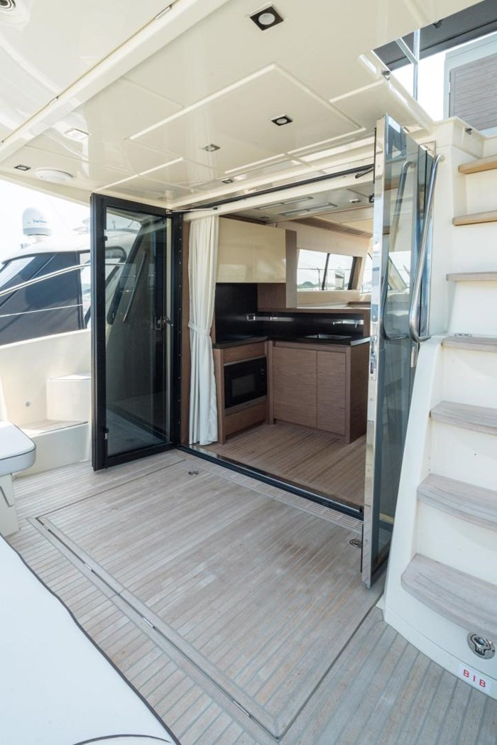 2018 Beneteau MC5 Photo 10 sur 49