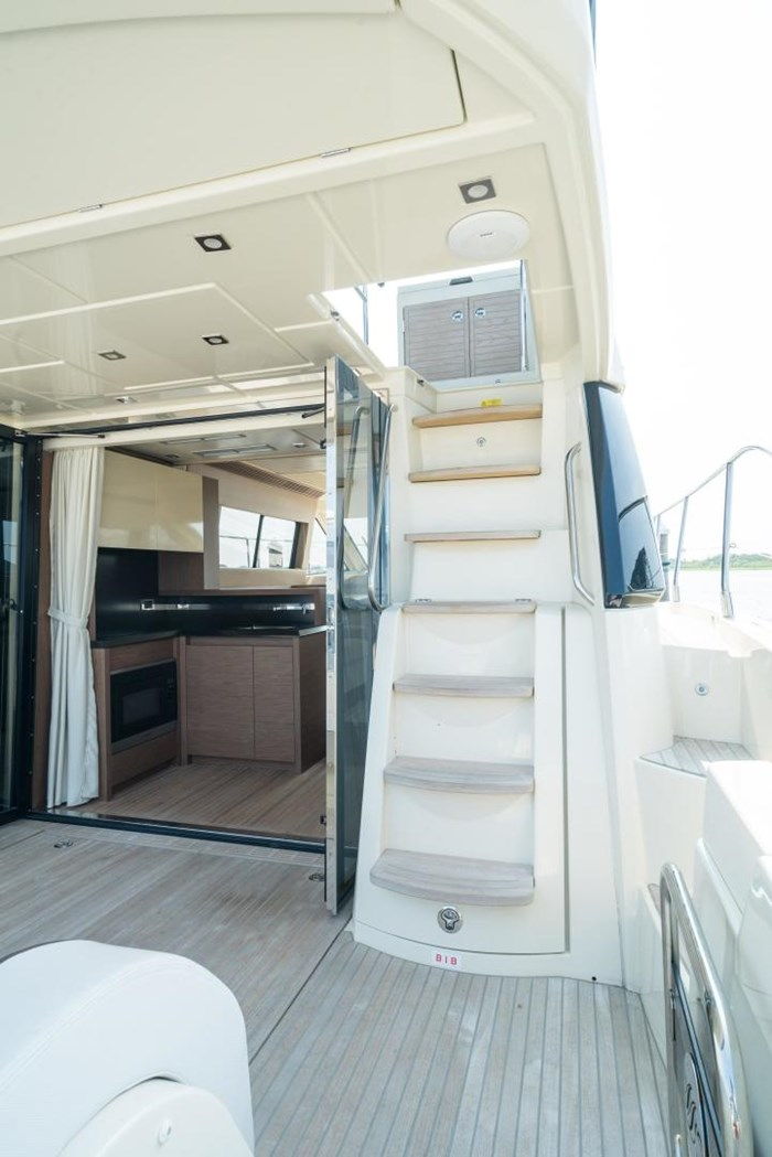 2018 Beneteau MC5 Photo 42 sur 49