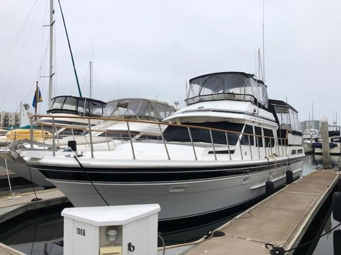 1984 Spindrift 48 Aft Cabin MY Photo 1 of 36