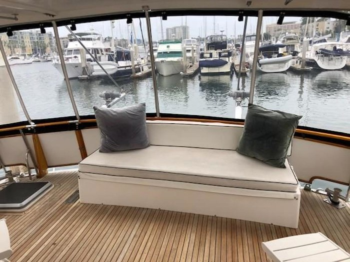 1984 Spindrift 48 Aft Cabin MY Photo 9 of 36