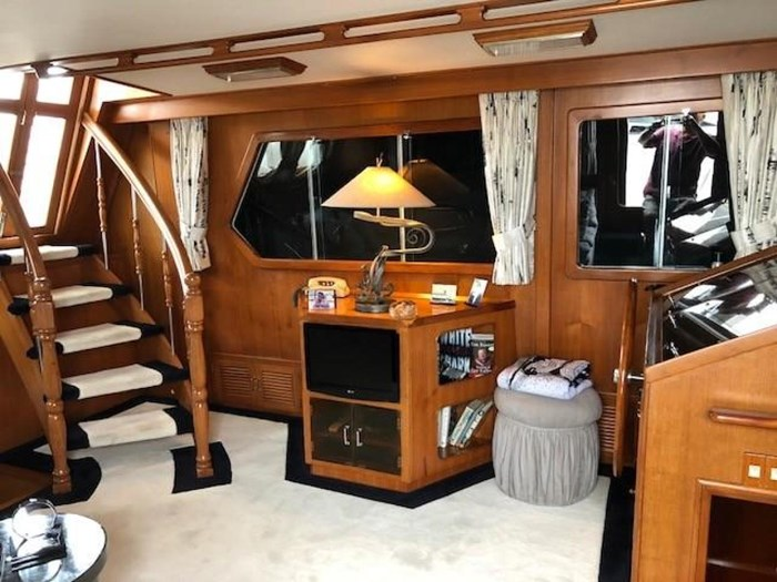 1984 Spindrift 48 Aft Cabin MY Photo 32 of 36
