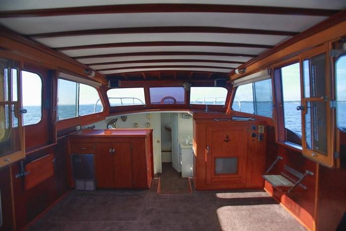 1953 Chris-Craft Flybridge Motor Yacht Photo 27 sur 53
