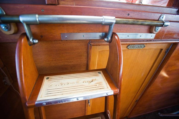 1953 Chris-Craft Flybridge Motor Yacht Photo 33 sur 53