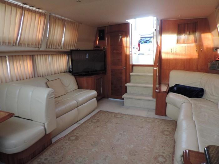 2004 Carver 444 Cockpit Motor Yacht Photo 13 sur 30
