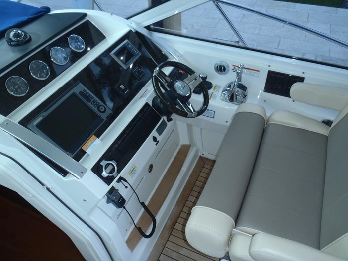 2012 Sea Ray 450 Sundancer Photo 27 sur 50