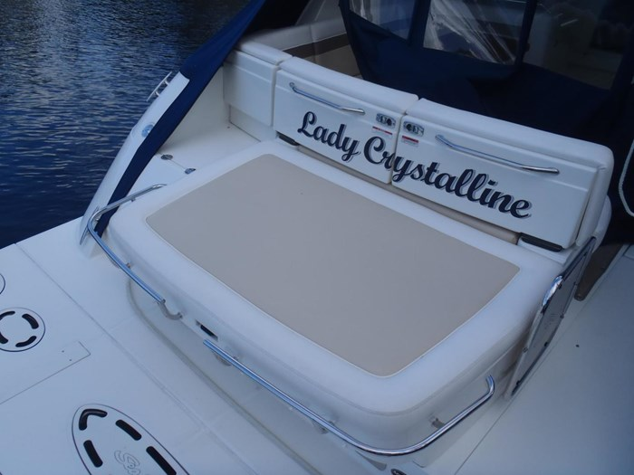 2012 Sea Ray 450 Sundancer Photo 37 sur 50