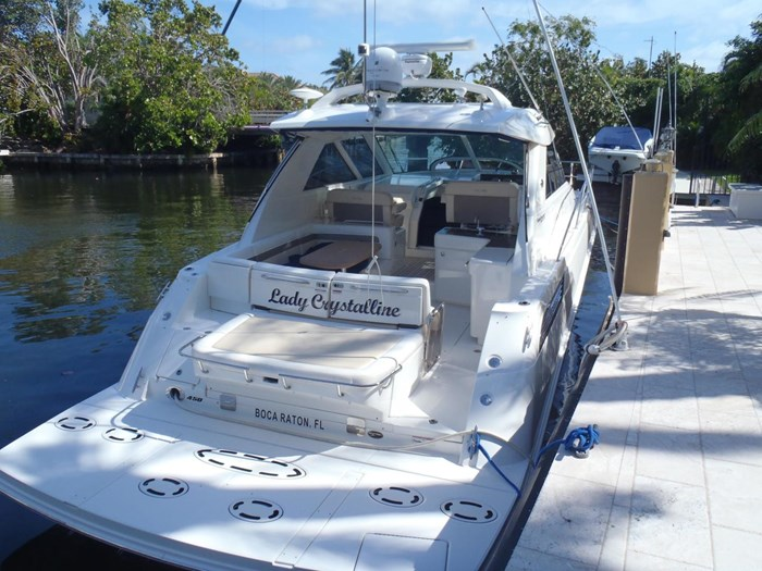 2012 Sea Ray 450 Sundancer Photo 48 sur 50