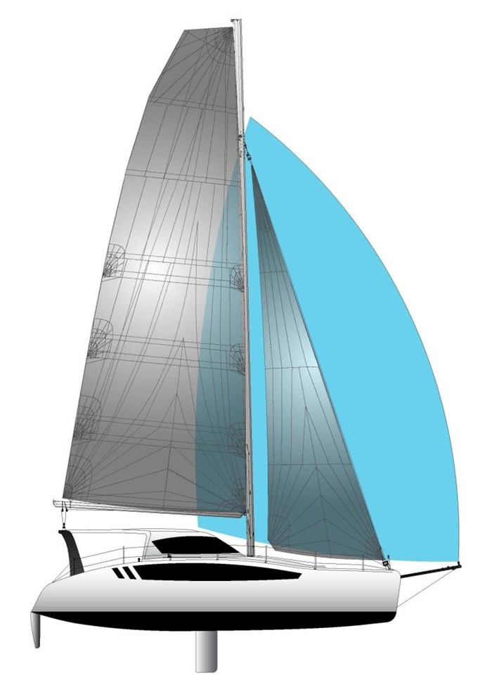 2019 Seawind 1190 Sport Photo 2 sur 2
