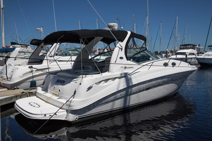 2002 Sea Ray 320 Sundancer Photo 1 sur 19