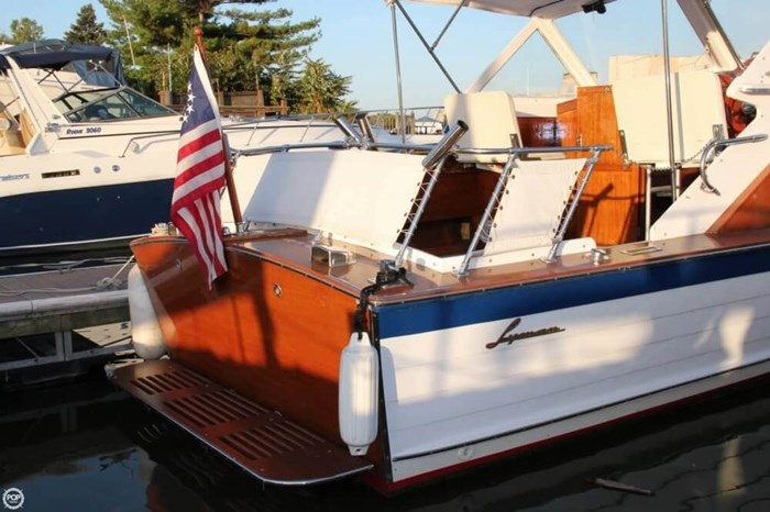 1969 Lyman 26 Express Cruiser Photo 11 of 20