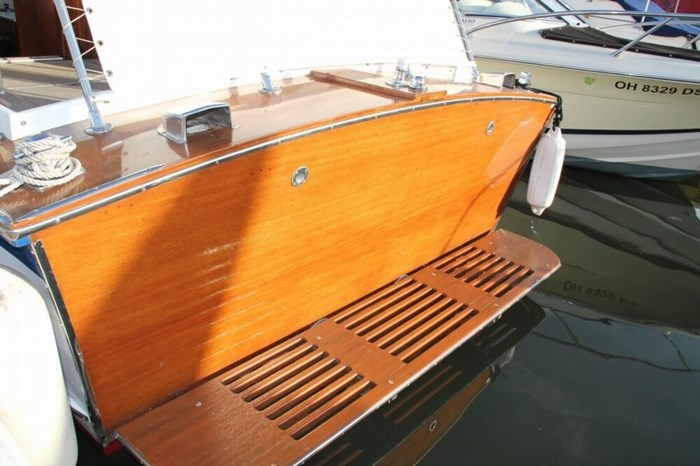 1969 Lyman 26 Express Cruiser Photo 19 of 20