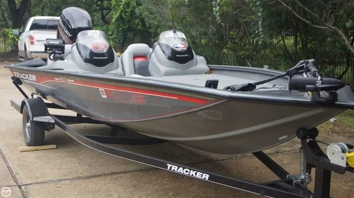 2016 Tracker Pro Team 190 TX Photo 5 of 20