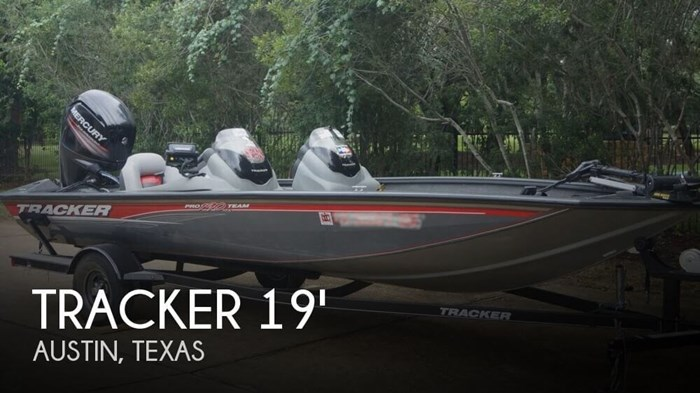 2016 Tracker Pro Team 190 TX Photo 1 of 20
