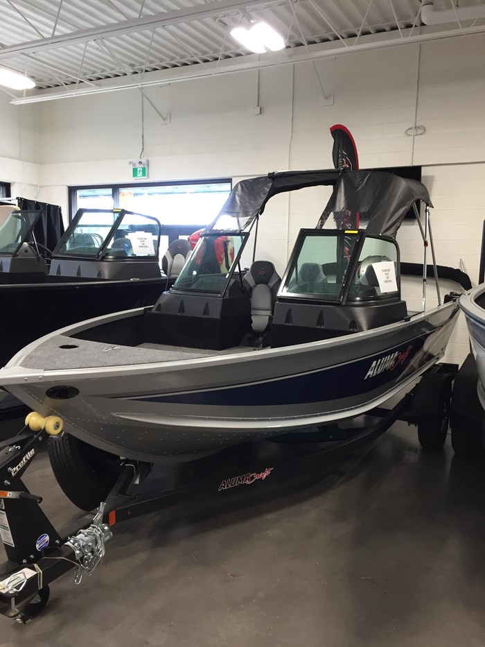 2019 Alumacraft Boat Co Competitor 165 sport Photo 1 of 6