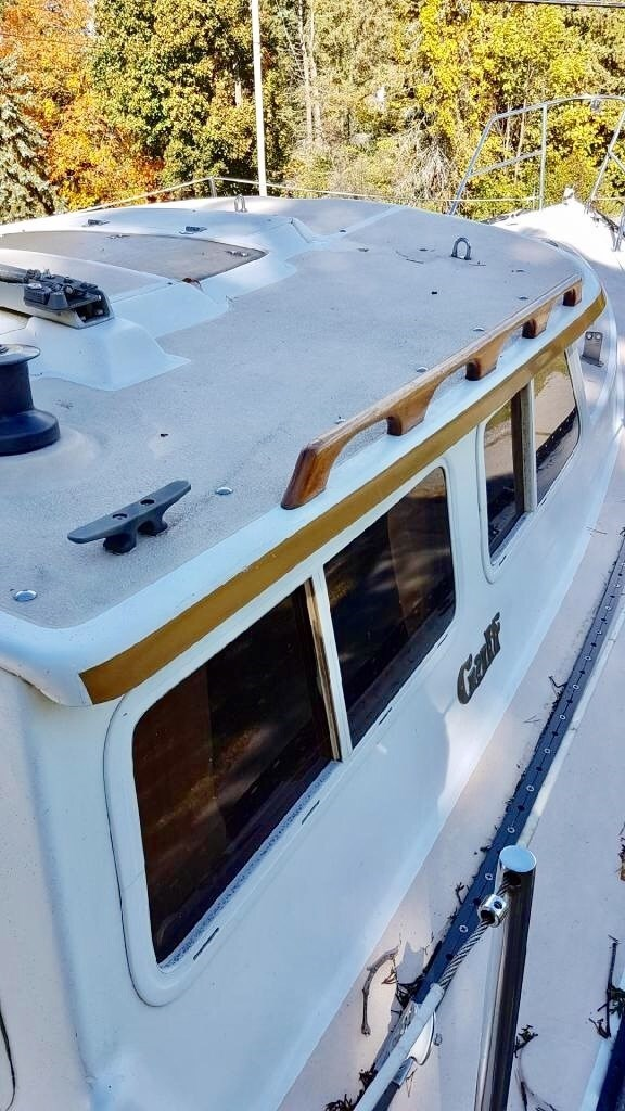 Gulf 27 Pilothouse 1984 Used Boat for Sale in Toronto, Ontario -  BoatDealers ca