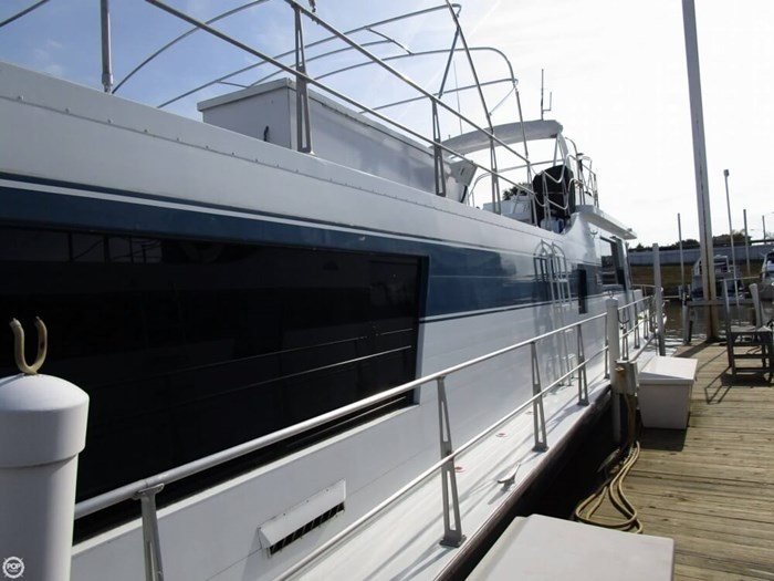 Pluckebaum 75 Baymaster 1978 Used Boat For Sale In