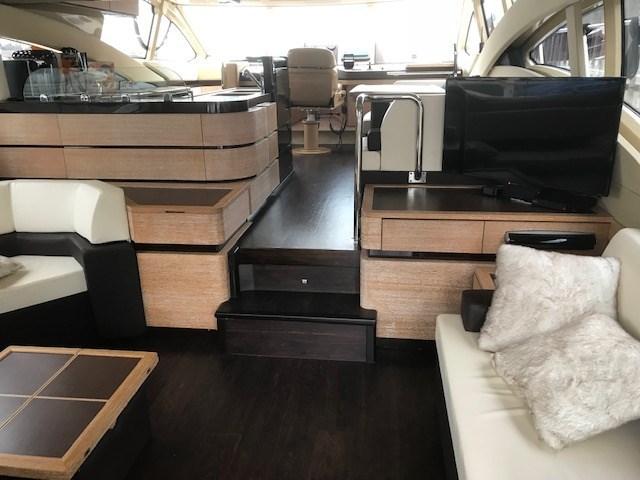 2009 Azimut 60 Flybridge Photo 16 sur 62