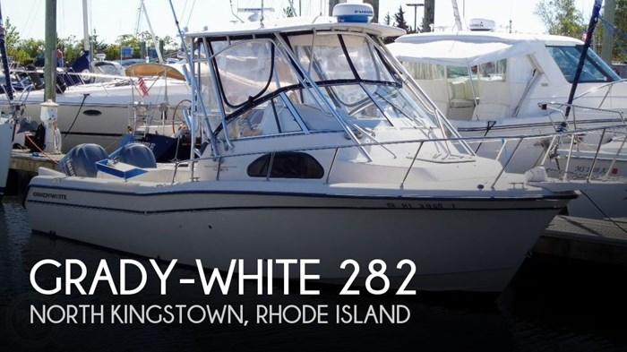 2004 Grady-White 282 Sailfish Photo 1 of 20