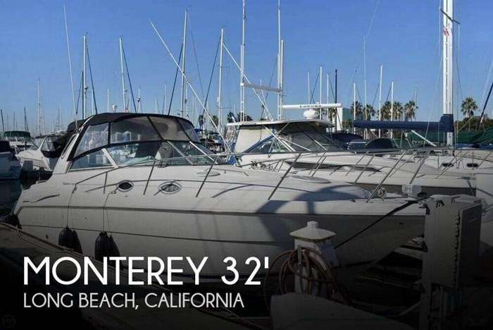 2000 Monterey 302 Cruiser Photo 1 of 20