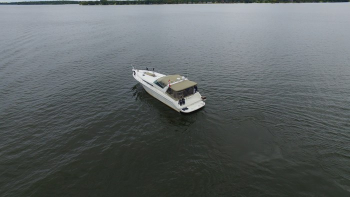 1993 Sea Ray 440 Sundancer Photo 31 of 34