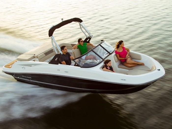 2019 Bayliner VR5 Bowrider I/O Photo 1 sur 2