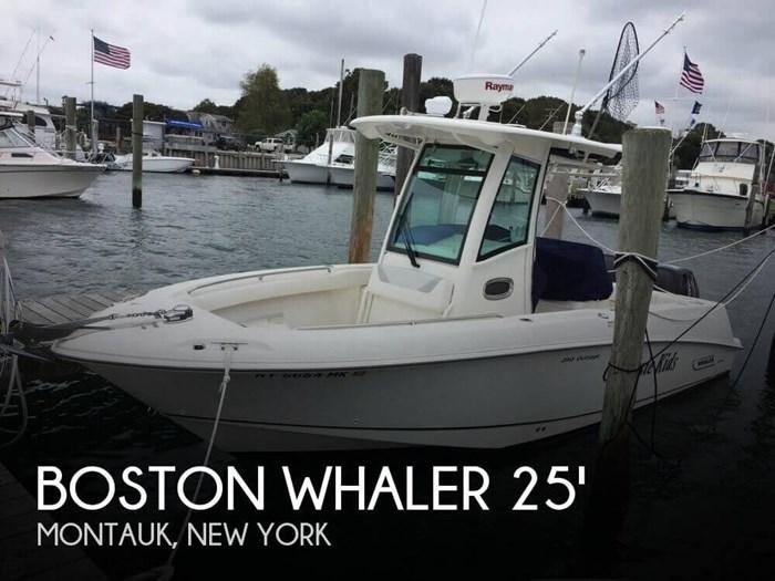 2014 Boston Whaler 250 Outrage Photo 1 sur 5