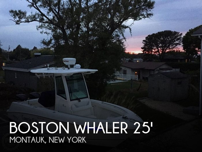2014 Boston Whaler 250 Outrage Photo 1 of 14