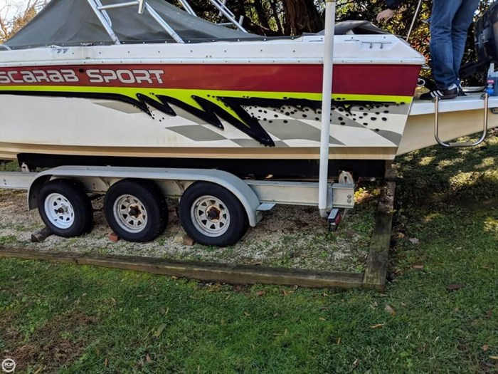 1994 Wellcraft Scarab 302 Sport Photo 13 sur 20