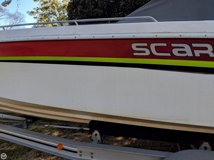 1994 Wellcraft Scarab 302 Sport Photo 16 sur 20