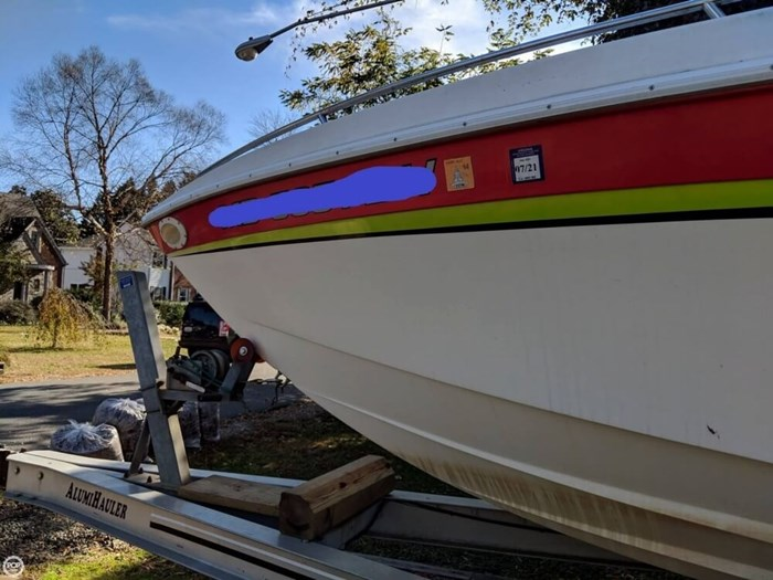 1994 Wellcraft Scarab 302 Sport Photo 18 of 20