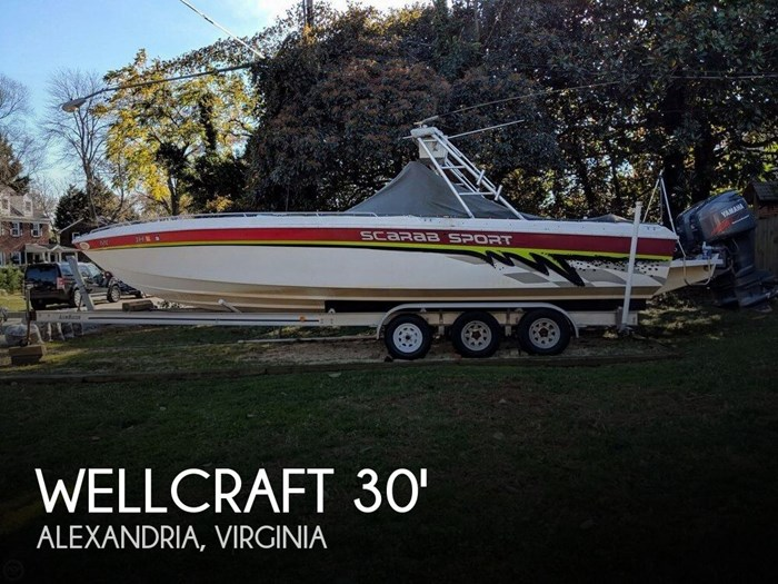 1994 Wellcraft Scarab 302 Sport Photo 1 sur 20