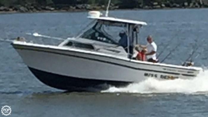Grady-White Sailfish 25 1988 Used Boat for Sale in Essington, Pennsylvania  - BoatDealers ca