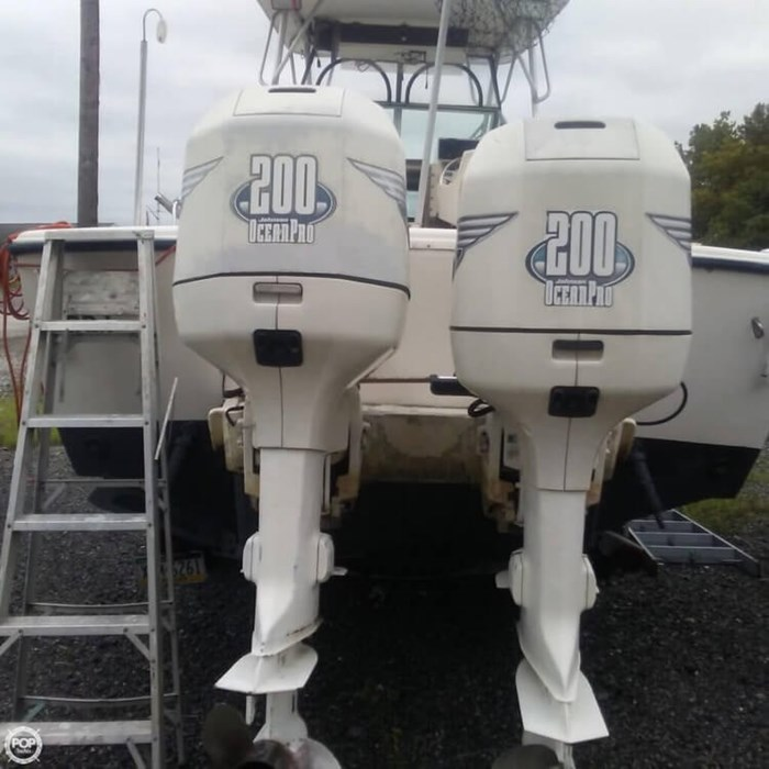 Grady-White Sailfish 25 1988 Used Boat for Sale in Essington, Pennsylvania  - BoatDealers ca