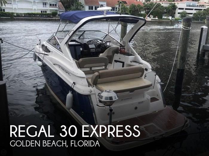 2014 Regal 30 Express Photo 1 of 20