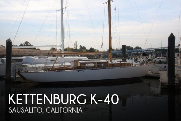 1961 Kettenburg K-40 Photo 1 of 20