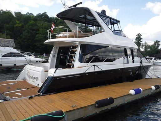 2012 Carver 54 Voyager Photo 1 of 56