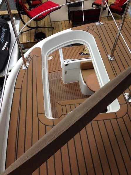 2012 Carver 54 Voyager Photo 6 of 56