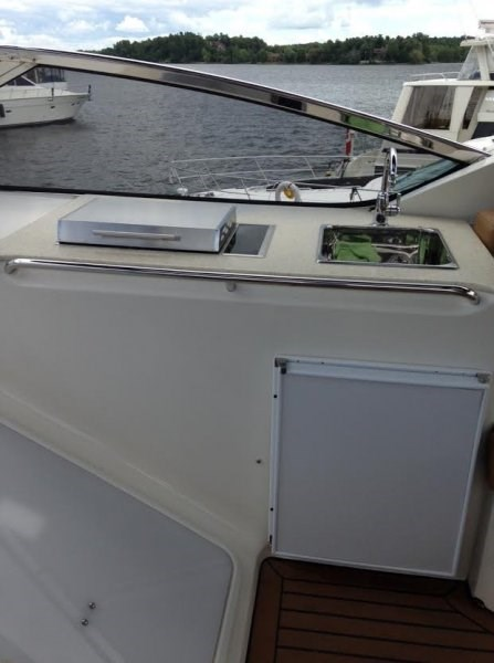 2012 Carver 54 Voyager Photo 11 of 56