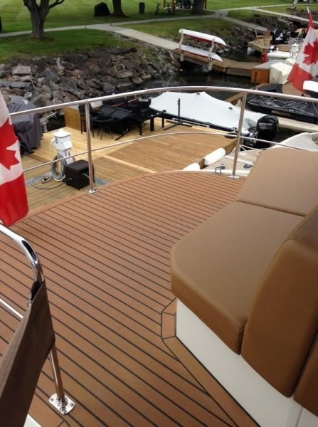 2012 Carver 54 Voyager Photo 12 of 56