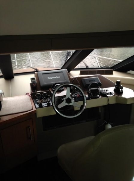 2012 Carver 54 Voyager Photo 14 of 56