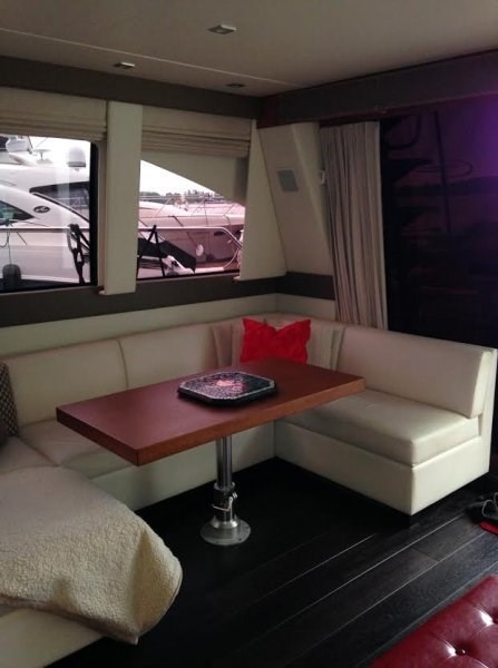 2012 Carver 54 Voyager Photo 18 of 56