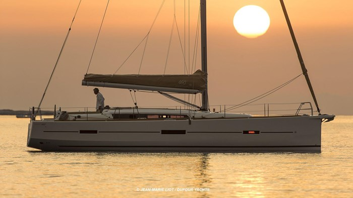 2021 Dufour Yachts Grand Large 460 Photo 9 sur 42